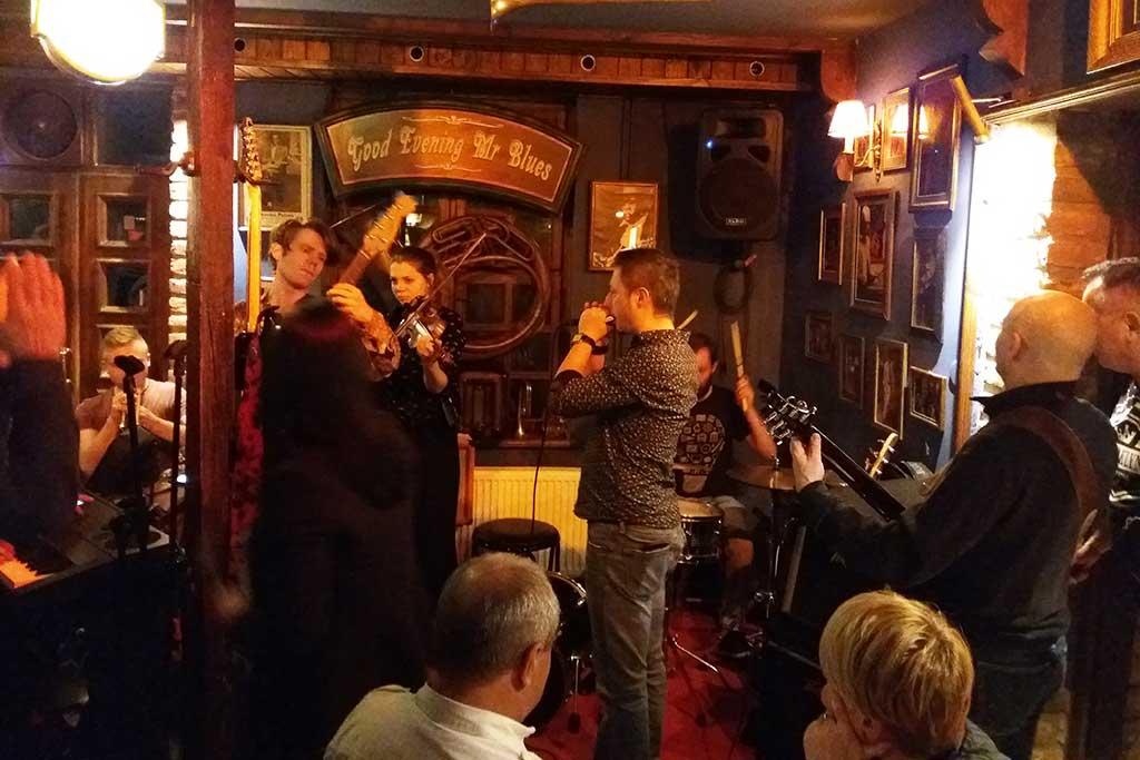 Lublin Blues Barbershop